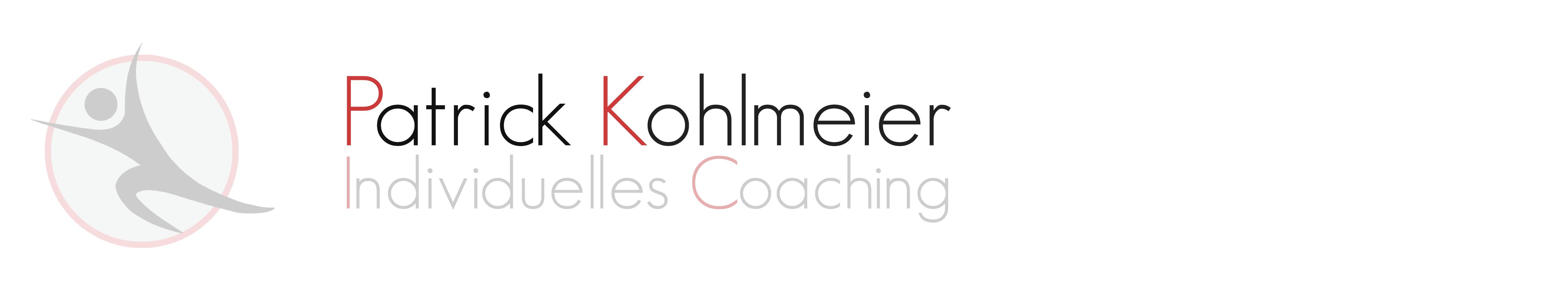 Patrick Kohlmeier - Individuelles Coaching